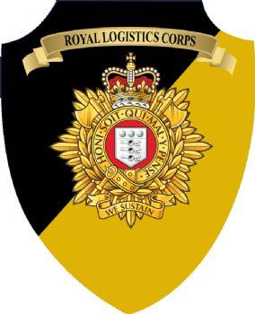 Royal Logistic Corps Plaque